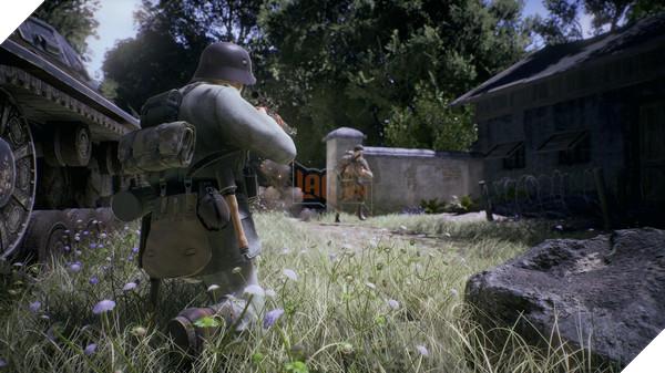 Game thế chiến 2 chất lừ Battalion 1944 sắp thử nghiệm ngay tuần tới