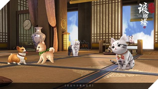 Lang Gia Bảng Mobile chính thức ra mắt với cốt truyện được chuyển thể theo phim 3