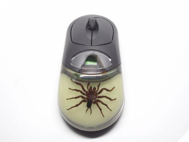 Chiếc chuột máy tính có lẽ là kinh dị nhất thế giới