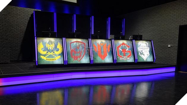 GG Stadium - Studio eSports quy mô nhất Đông Nam Á của Riot Games sẽ đặt tại Việt Nam 4
