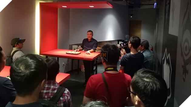 GG Stadium - Studio eSports quy mô nhất Đông Nam Á của Riot Games sẽ đặt tại Việt Nam 10