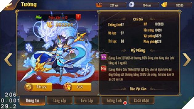 OMG 3Q: Triệu Vân - Quân át chủ bài cho tất cả đội hình Thục Quốc tương lai 3