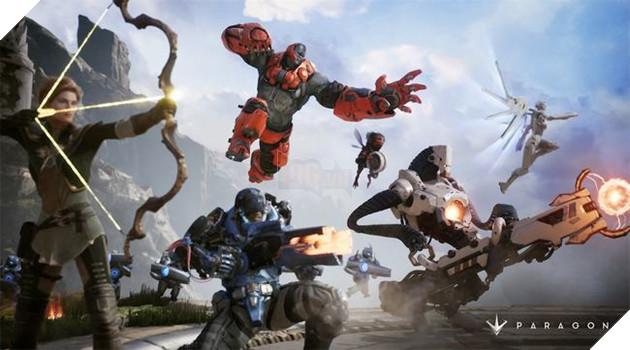 Epic Games chấm dứt hỗ trợ cho Paragon, chuẩn bị đóng cửa server