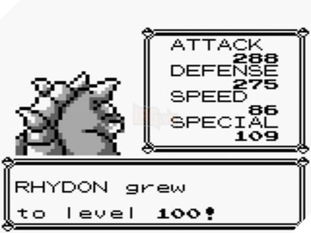 Lỗi game khiến Pokemon đạt level 100 quá sớm