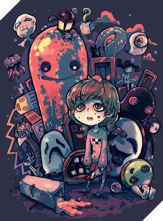 """Yume Nikki – Tựa game kinh dị biến mất trong một thập kỷ rồi bất ngờ """"trở lại"""""""