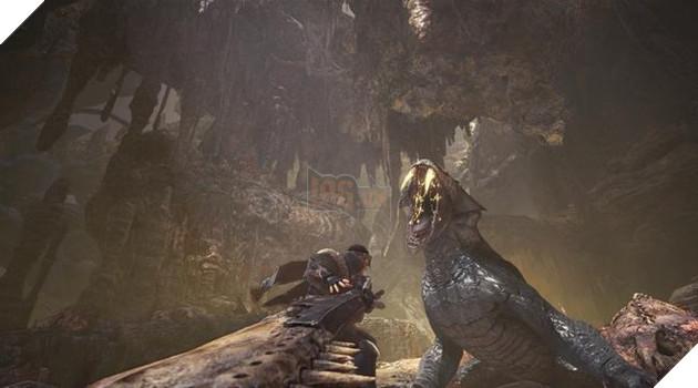 Làm quen Monster Hunter World: Bắt giữ sinh vật sống, khó nhưng có thể 3