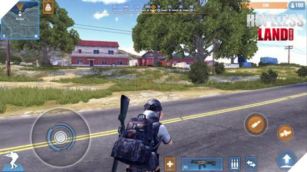 Tải ngay Hopeless Land - Game PUBG Mobile đầu tiên cho lái máy bay, hỗ trợ cả tiếng Việt