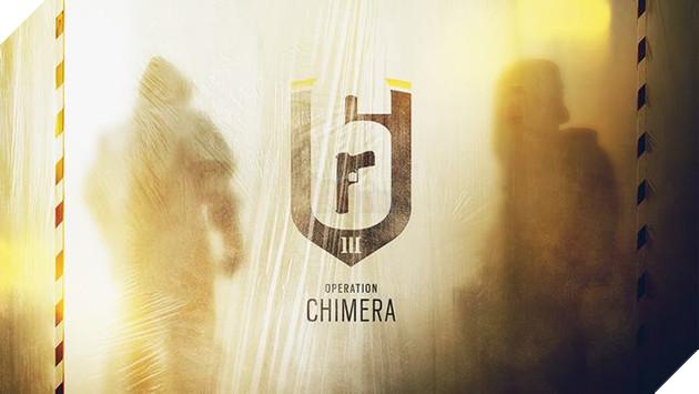 Một số chi tiết mới vềOperation ChimeracủaRainbow Six Siege