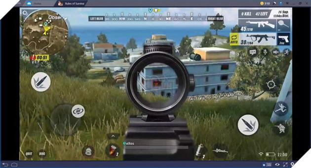 Rules of Survival: Hướng dẫn xếp hạng tất cả loại súng và vũ khí mạnh nhất trong game
