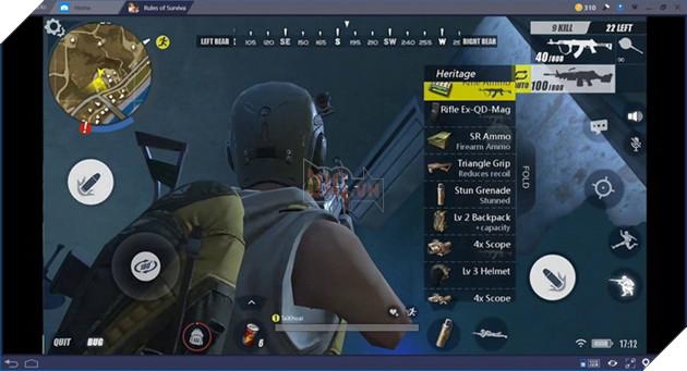 Rules of Survival: Hướng dẫn xếp hạng tất cả loại súng và vũ khí mạnh nhất trong game 2