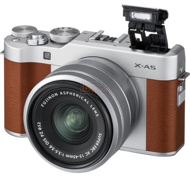Fujifilm giới thiệu máy ảnh X-A5 và ống kính kit mới: nhỏ gọn hơn, lấy nét theo pha, quay phim 4K - Ảnh 3.