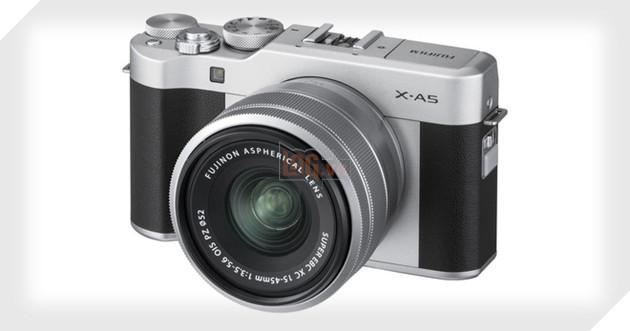 Fujifilm giới thiệu máy ảnh X-A5 và ống kính kit mới: nhỏ gọn hơn, lấy nét theo pha, quay phim 4K - Ảnh 1.