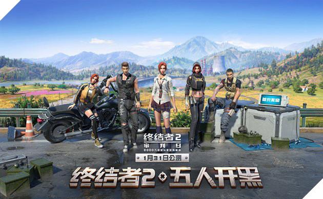 Cuộc chiến sinh tồn Rules of Survival 300 người sẽ ra mắt ngày 07/02