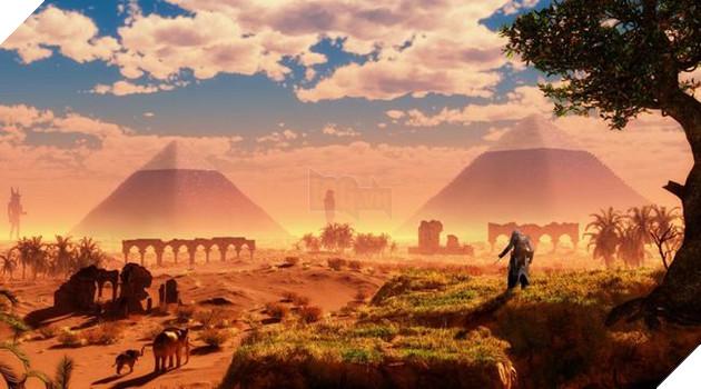 Ngay đếnAssassin's Creed Originstrước đây còn mang tênEmpirecơ mà