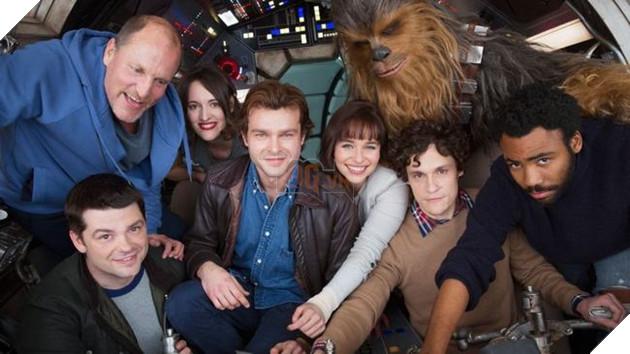 Dàn diễn viên tham gia Solo: A Star Wars Story