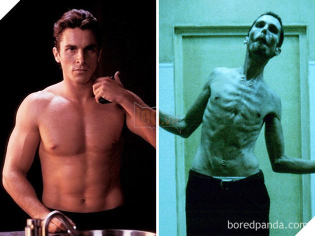 Christian Bale, The Machinist
