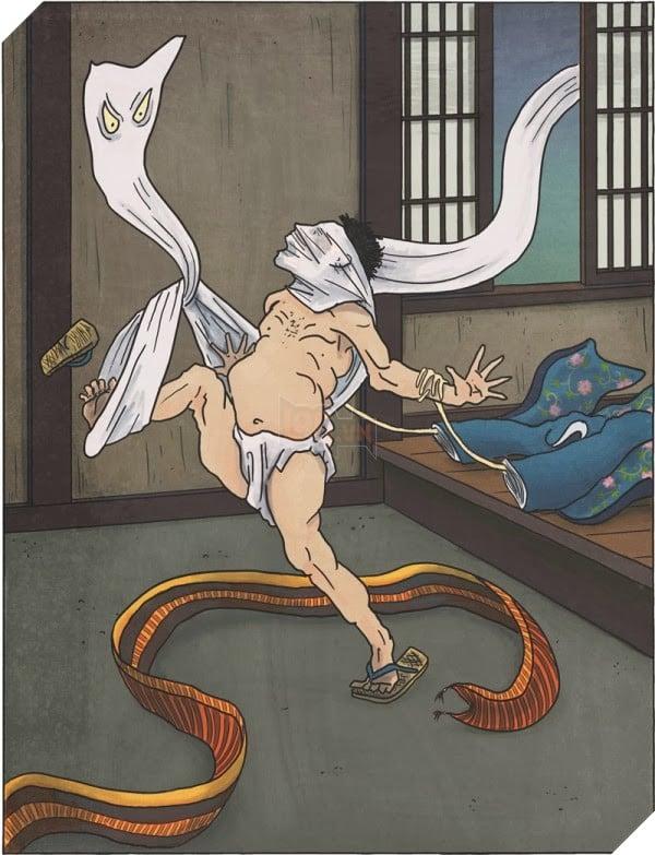 Âm Dương Sư: Tổng hợp toàn bộ loại yêu ma trong Văn Hóa Nhật Bản 29