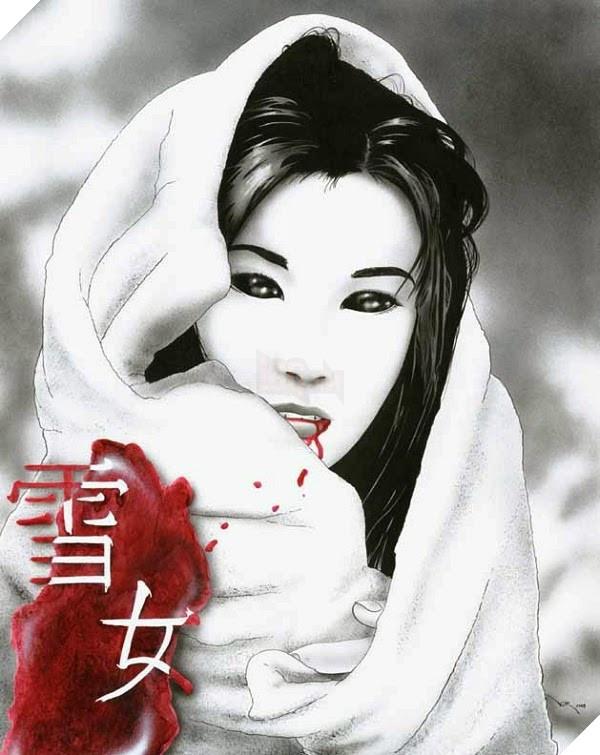 Âm Dương Sư: Tổng hợp toàn bộ loại yêu ma trong Văn Hóa Nhật Bản 7