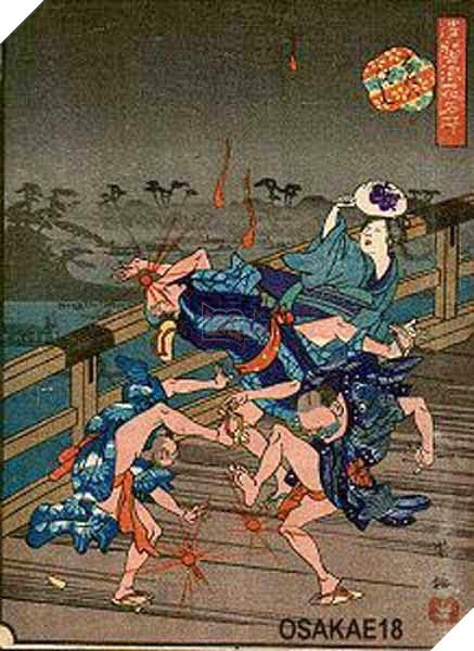 Âm Dương Sư: Tổng hợp toàn bộ loại yêu ma trong Văn Hóa Nhật Bản 27