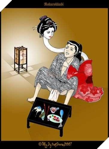 Âm Dương Sư: Tổng hợp toàn bộ loại yêu ma trong Văn Hóa Nhật Bản 4
