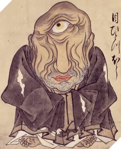 Âm Dương Sư: Tổng hợp toàn bộ loại yêu ma trong Văn Hóa Nhật Bản 8
