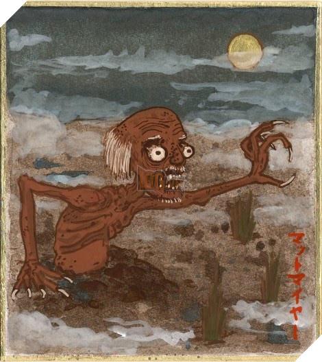 Âm Dương Sư: Tổng hợp toàn bộ loại yêu ma trong Văn Hóa Nhật Bản 52
