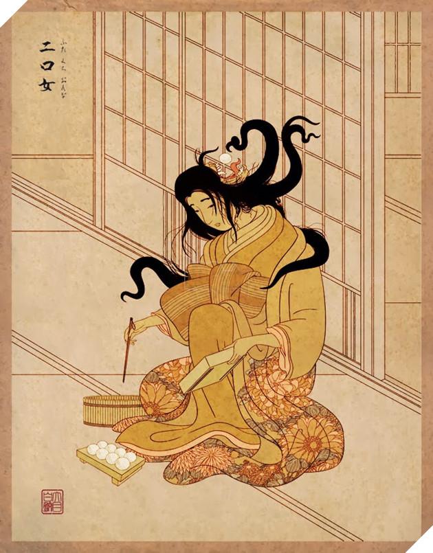 Âm Dương Sư: Tổng hợp toàn bộ loại yêu ma trong Văn Hóa Nhật Bản 53