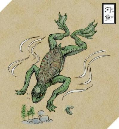 Âm Dương Sư: Tổng hợp toàn bộ loại yêu ma trong Văn Hóa Nhật Bản 11