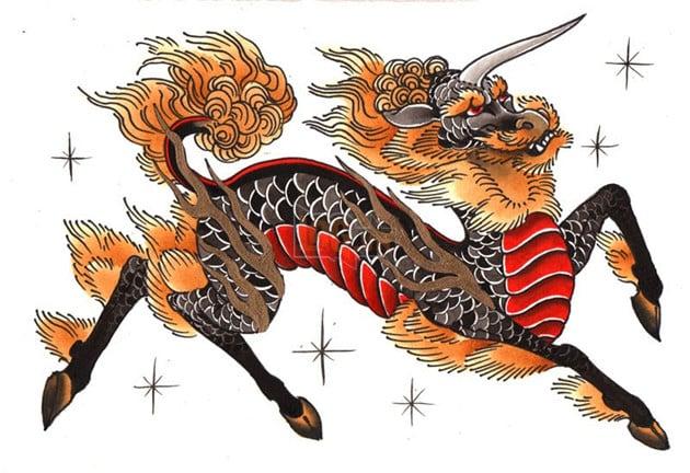 Âm Dương Sư: Tổng hợp toàn bộ loại yêu ma trong Văn Hóa Nhật Bản 31