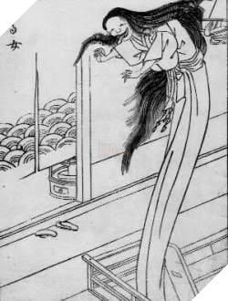 Âm Dương Sư: Tổng hợp toàn bộ loại yêu ma trong Văn Hóa Nhật Bản 5