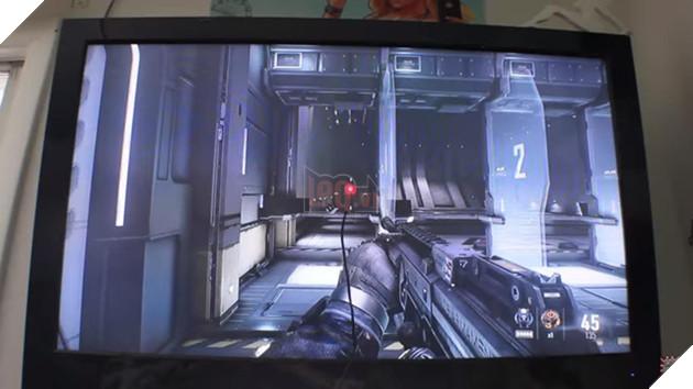 Đo tâm rồi tạo chấm đỏ trên màn hình một cách đơn giản