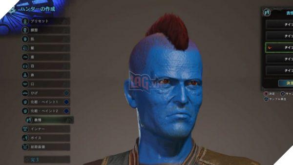 Yondu trong Guardians of the Galaxy nè