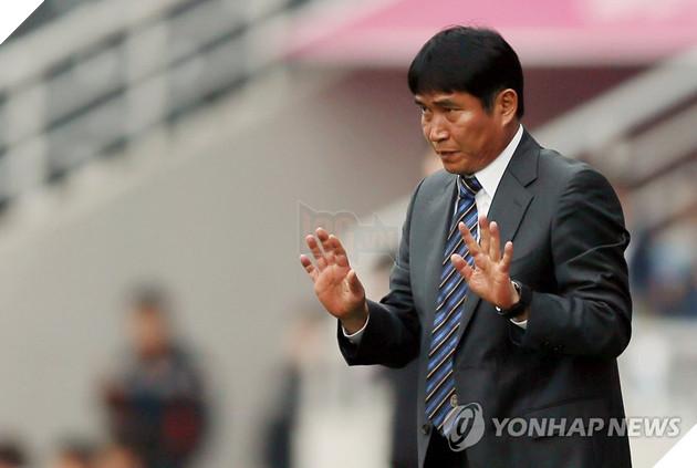 HLV U23 Hàn Quốc chính thức bị sa thải - Ảnh 2.