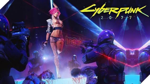 Liệu điều đó có đồng nghĩa với việcCyberpunk 2077sẽ chính thức được tiết lộ ... lần nữa?