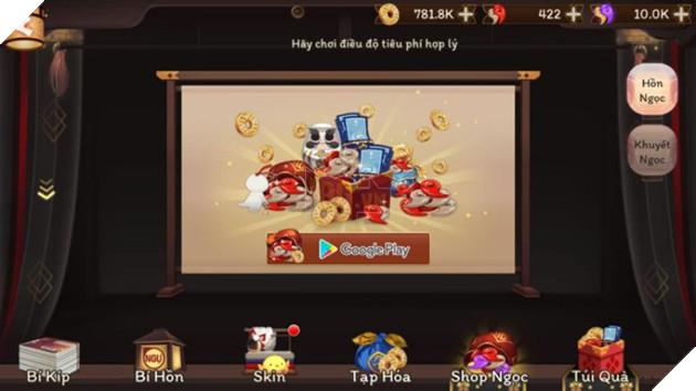Âm Dương Sư: Cách nạp thẻ cho game mà tiết kiệm và tránh sai sót nhất 5