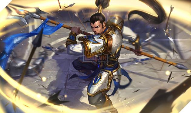 Riot bất ngờ cập nhật Ảnh Nền mới cho Xin Zhao - đậm chất Trung Hoa, tăng sức mạnh lớn cho Zed