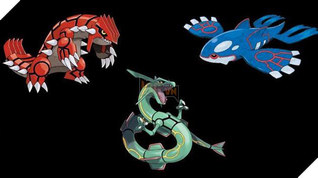 """Sau Groundon và Kyogre, """"Chúa tể bầu trời"""" Rayquaza sẽ góp mặt trong Pokemon GO"""
