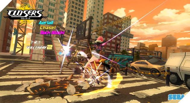 Game chặt chém đã tay Closers Online đã chính thức mở miễn phí trên Steam