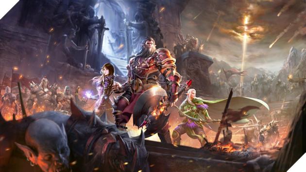 Game nhập vai hoành tráng Crusaders of Light sắp mở cửa miễn phí trên Steam