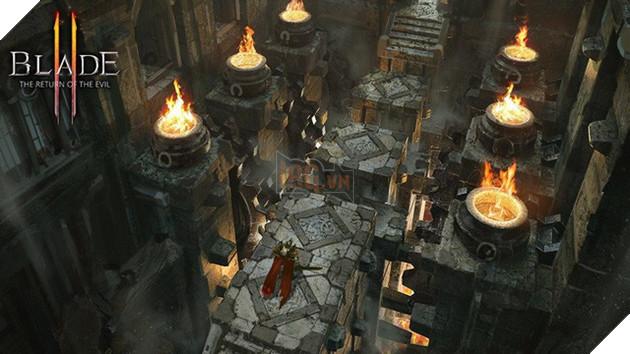 Blade II - Bom tấn ARPG cho mobile mà đồ họa còn khủng hơn cả PC
