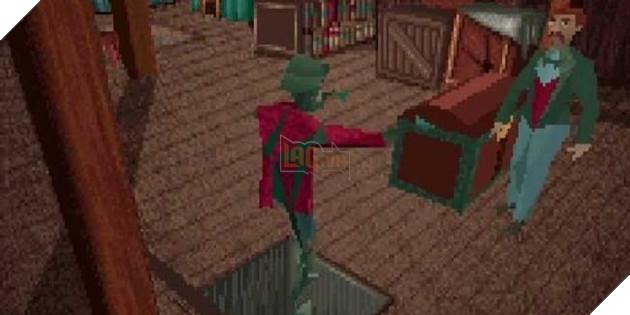 Game Alone in the Dark năm 1992 có sức ảnh hưởng rất lớn đến dòng game kinh dị ngày nay