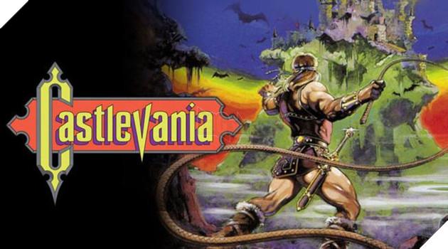 Castlevania mang yếu tố kinh dị ở nhiều điểm khác nhau, bao gồm cả ... lối chơi