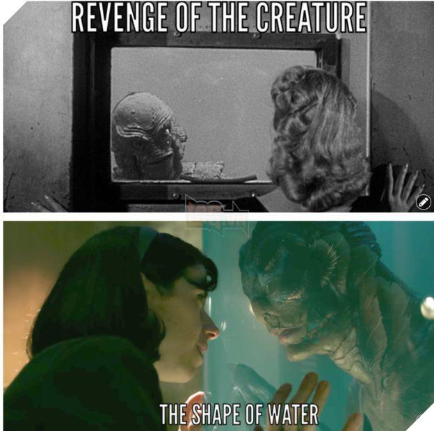 Sự tương đồng trong hình ảnh của hai phim
