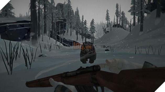 Ít nhất The Long Dark sẽ mang đến khung cảnh tuyệt đẹp của vùng đất Canada băng giá