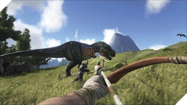 Bắn mũi tên đó đi và bạn sẽ hối hận vì đã sinh ra trong thời kì khủng long, thề nuôn!