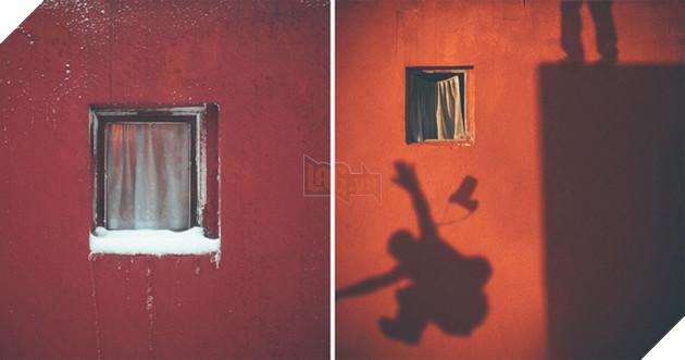 Dành 12 năm chỉ để chụp một khung cửa sổ: vật vô tri trên tường nhà hàng xóm cũng có thăng trầm của riêng nó - Ảnh 1.