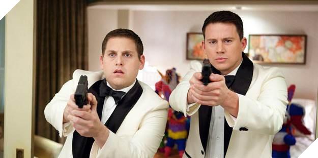 Bộ đôi Jonah Hill và Channing Tatum đã khiến khán giả cười té ghế trong loạt phim Jump Street