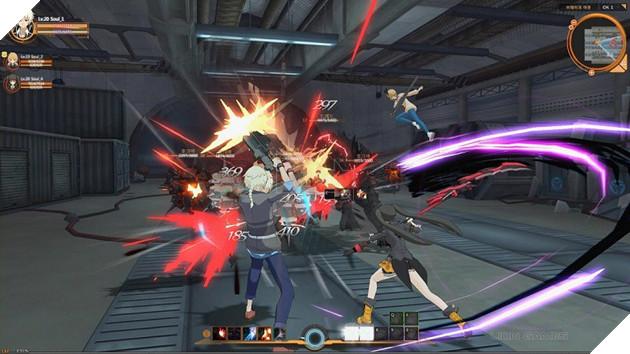 Game đánh đấm siêu hot Soul Worker rục rịch ra mắt bản tiếng Anh