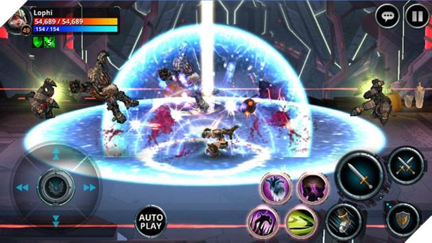 ChronoBlade - Tựa game ARPG đình đám trên Facebook sẽ lên mobile trong tháng 3
