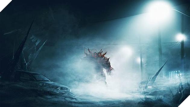 Hình ảnh một trong số các sinh vật mà người chơiRainbow Six Siegephải đối mặt